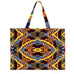 Art Digital (5)jjY Large Tote Bag