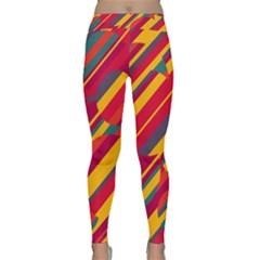 Colorful hot pattern Yoga Leggings