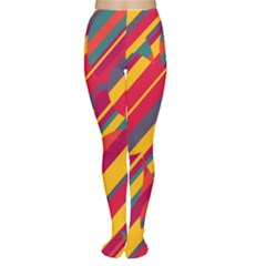 Colorful hot pattern Women s Tights