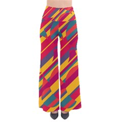Colorful hot pattern Pants