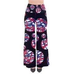 Colorful Decorative Pattern Pants