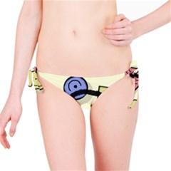 Decorative abstraction Bikini Bottom