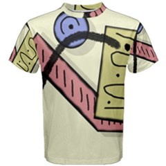 Decorative abstraction Men s Cotton Tee