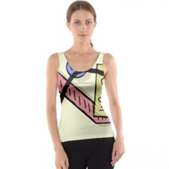Decorative abstraction Tank Top