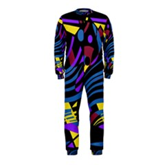 Decorative abstract design OnePiece Jumpsuit (Kids)