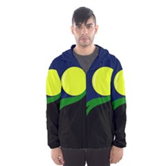 Falling boalls Hooded Wind Breaker (Men)