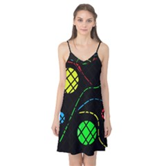 Colorful design Camis Nightgown