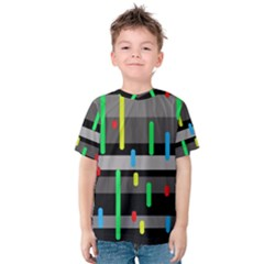 Colorful pattern Kid s Cotton Tee