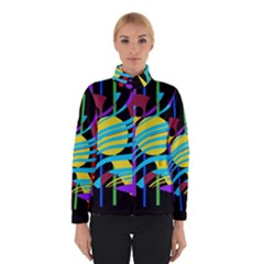 Colorful abstract art Winterwear