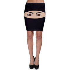Ninja Bodycon Skirt