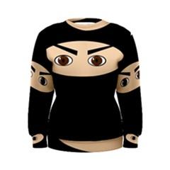 Ninja Women s Sweatshirt
