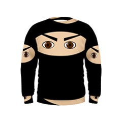 Ninja Kids  Sweatshirt