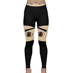 Ninja Yoga Leggings