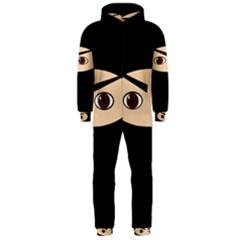 Ninja Hooded Jumpsuit (Men)