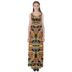 4646 Empire Waist Maxi Dress