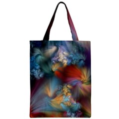 More Evidence of Angels Zipper Classic Tote Bag