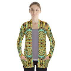 SPACE LOGIC Women s Open Front Pockets Cardigan(P194)
