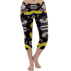 THIS OR THAT Capri Yoga Leggings