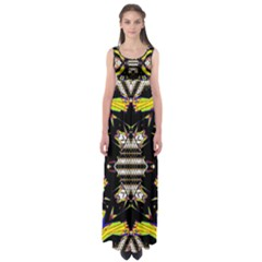 THIS OR THAT Empire Waist Maxi Dress