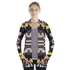 THIS OR THAT Women s Open Front Pockets Cardigan(P194)