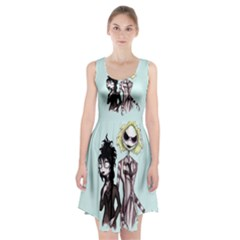 Skellingjuice Racerback Midi Dress