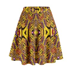 Apart Art High Waist Skirt