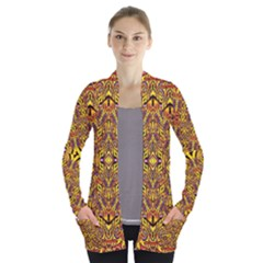 Apart Art Women s Open Front Pockets Cardigan(p194)