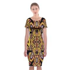 Dsc0309 (4)jji8uuuku Classic Short Sleeve Midi Dress