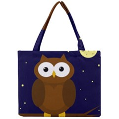Cute owl Mini Tote Bag