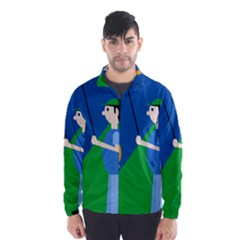 Fisherman Wind Breaker (Men)