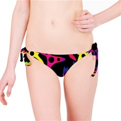 Colorful pattern Bikini Bottom