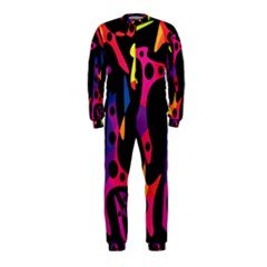 Colorful pattern OnePiece Jumpsuit (Kids)