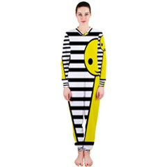 Yellow pawn OnePiece Jumpsuit (Ladies)
