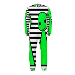 Green pawn OnePiece Jumpsuit (Kids)