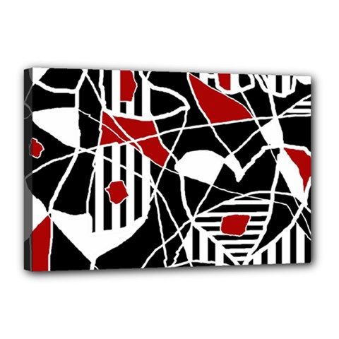 Artistic abstraction Canvas 18  x 12