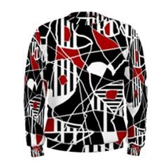 Artistic abstraction Men s Sweatshirt
