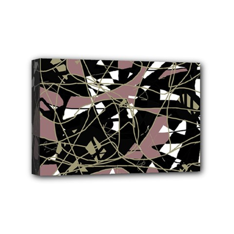 Artistic abstract pattern Mini Canvas 6  x 4