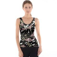 Artistic abstract pattern Tank Top