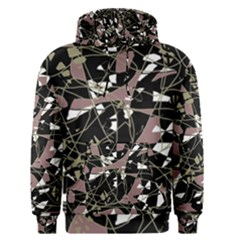 Artistic abstract pattern Men s Pullover Hoodie