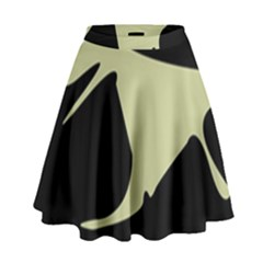 Kangaroo High Waist Skirt