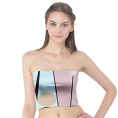 Abstract design Tube Top