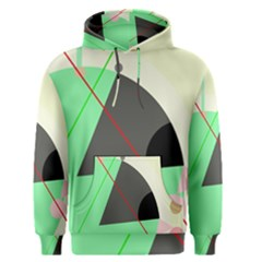 Decorative abstract design Men s Pullover Hoodie