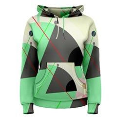 Decorative abstract design Women s Pullover Hoodie