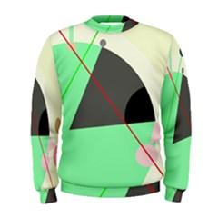 Decorative abstract design Men s Sweatshirt