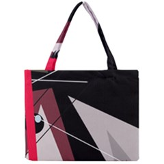 Artistic abstraction Mini Tote Bag