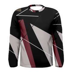 Artistic abstraction Men s Long Sleeve Tee