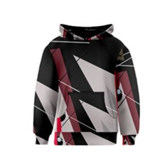 Artistic abstraction Kids  Pullover Hoodie