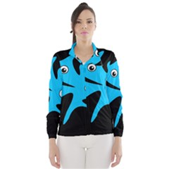 Blue amoeba Wind Breaker (Women)