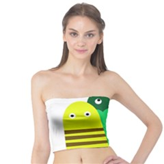Three mosters Tube Top