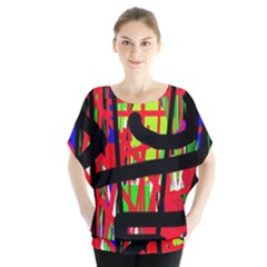 Colorful abstraction Blouse